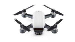 DJI Spark Alpine White at UAVs World