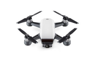 DJI Spark Alpine White at UAVs World