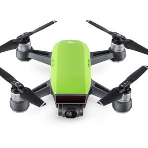 DJI Spark Meadow Green from UAVsWorld