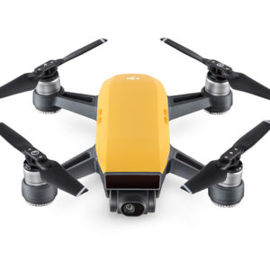 DJI Spark Sunrise Yellow from UAVsWorld