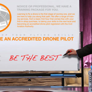 Professional Drone Training and Certification at UAVs World