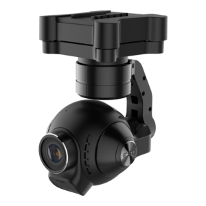 Yuneec H520 E50 Camera from UAVs World 01