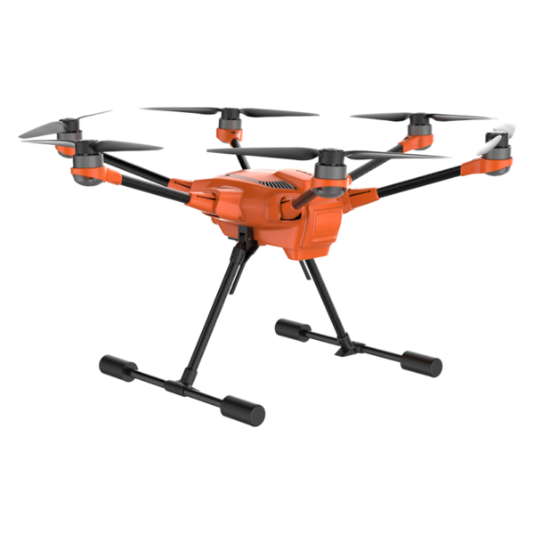 Yuneec H520 from UAVs World 02