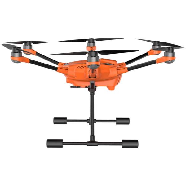 Yuneec H520 from UAVs World 03