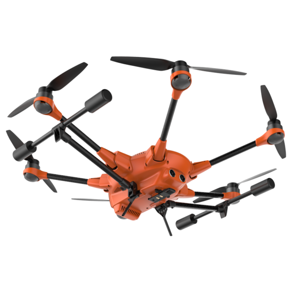 Yuneec H520 from UAVs World 04