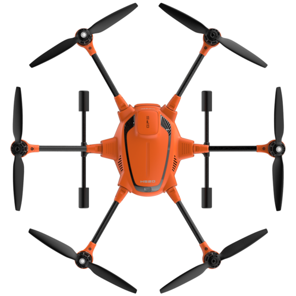 Yuneec H520 from UAVs World 05