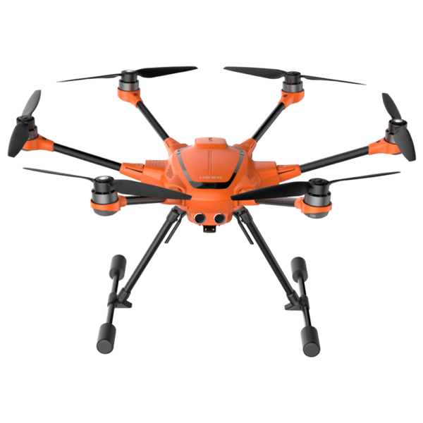 Yuneec H520 from UAVs World